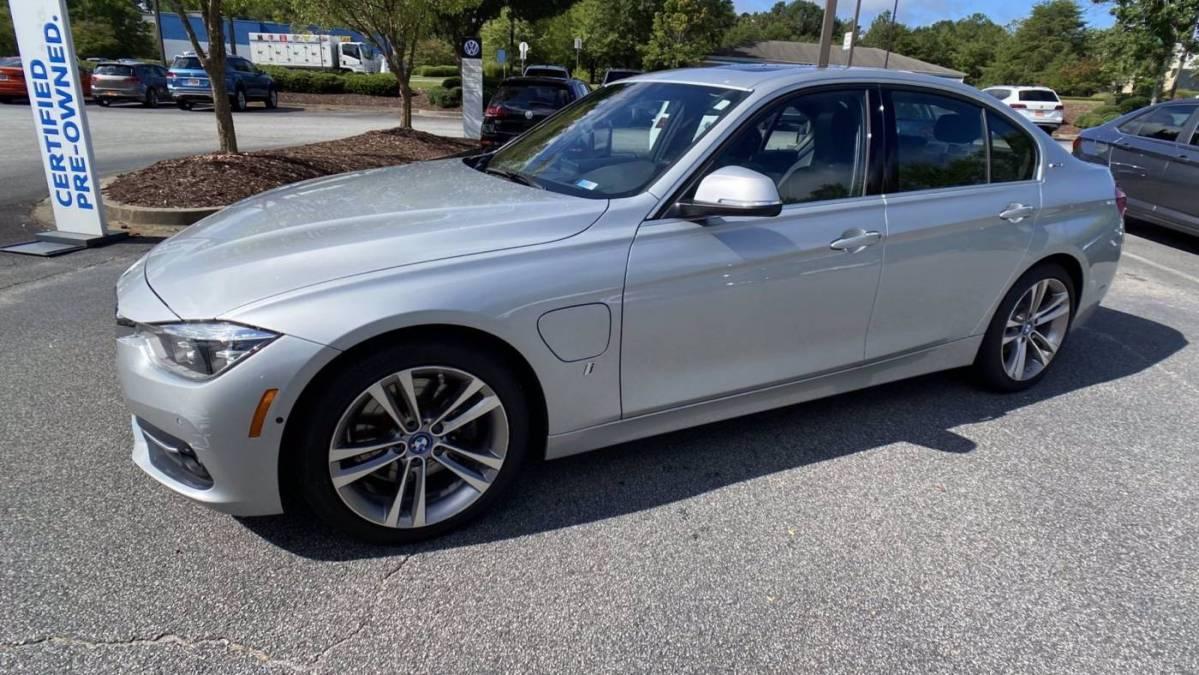 2017 BMW 3 Series WBA8E1C58HK480013
