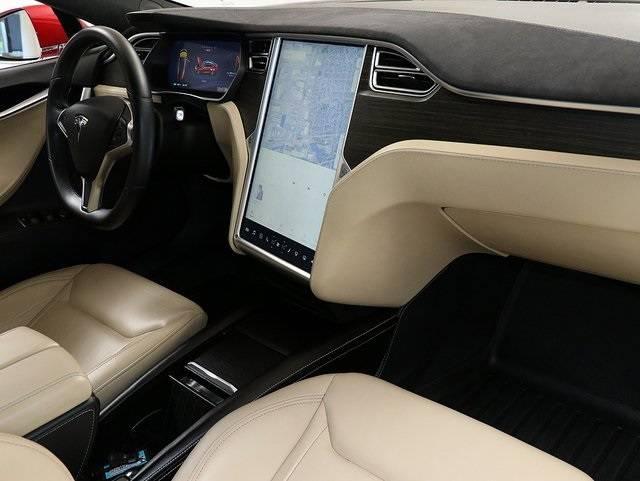 2014 Tesla Model S 5YJSA1H20EFP62674