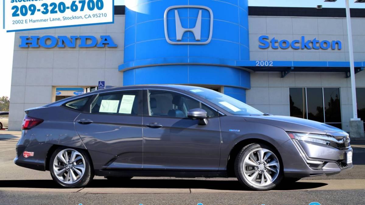 2018 Honda Clarity JHMZC5F30JC004061