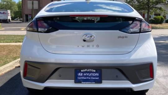 2020 Hyundai IONIQ KMHCX5LD5LU202460