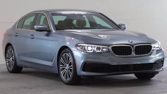 2019 BMW 5 Series WBAJA9C59KB253691