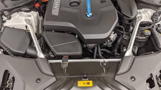 2019 BMW 5 Series WBAJA9C58KB253939