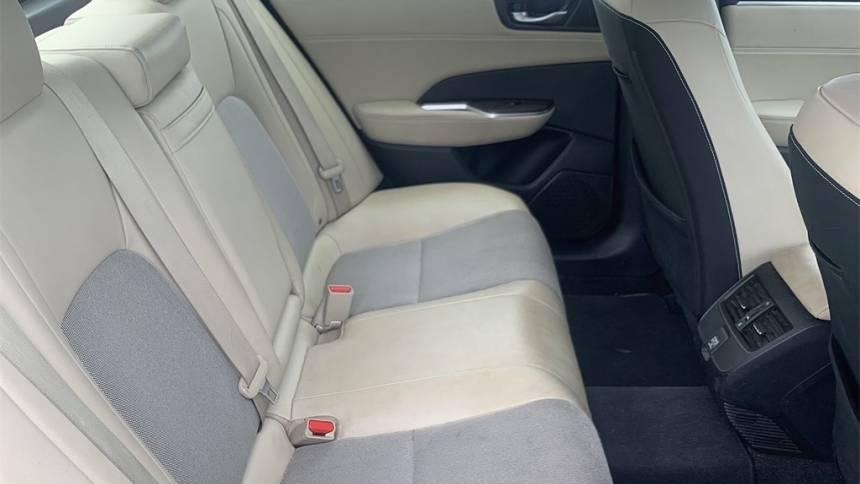 2018 Honda Clarity JHMZC5F1XJC007810