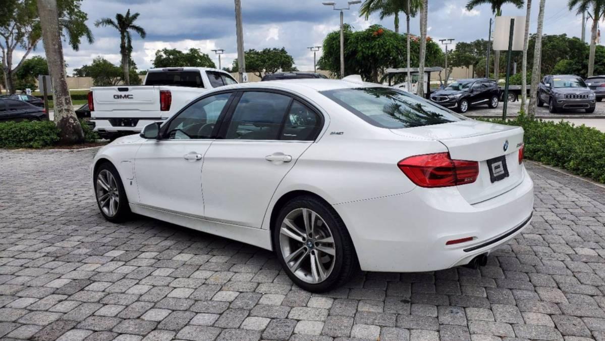 2018 BMW 3 Series WBA8E1C51JA756673
