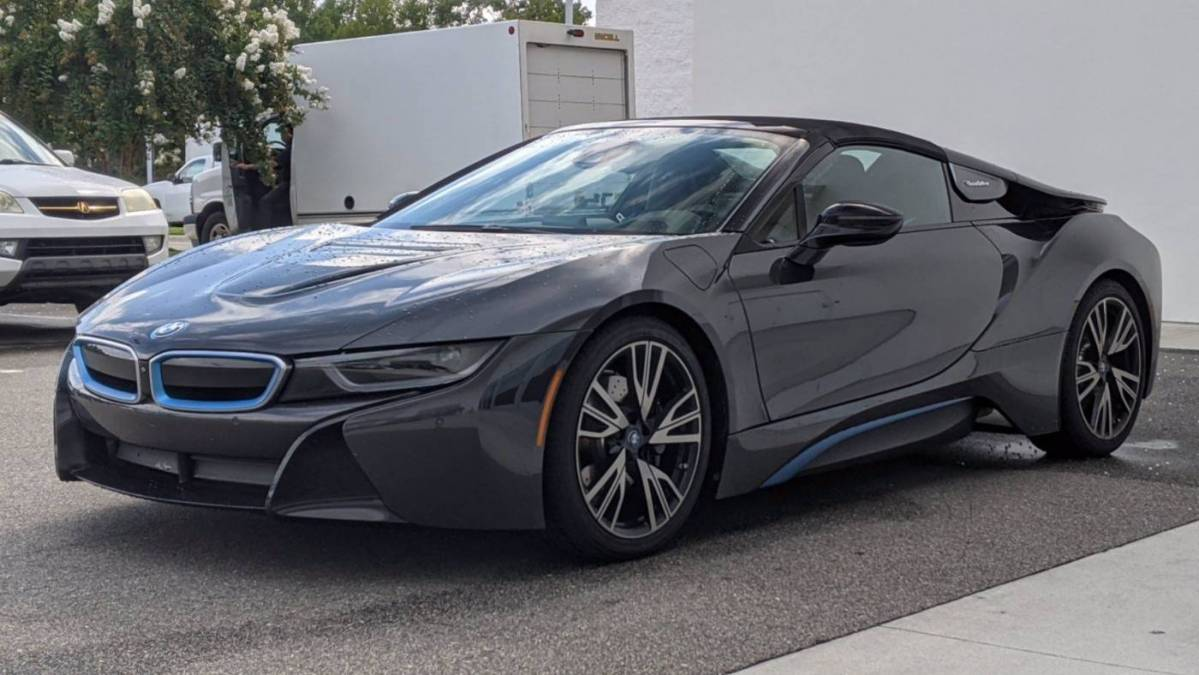 2019 BMW i8 WBY2Z6C54KVB83032