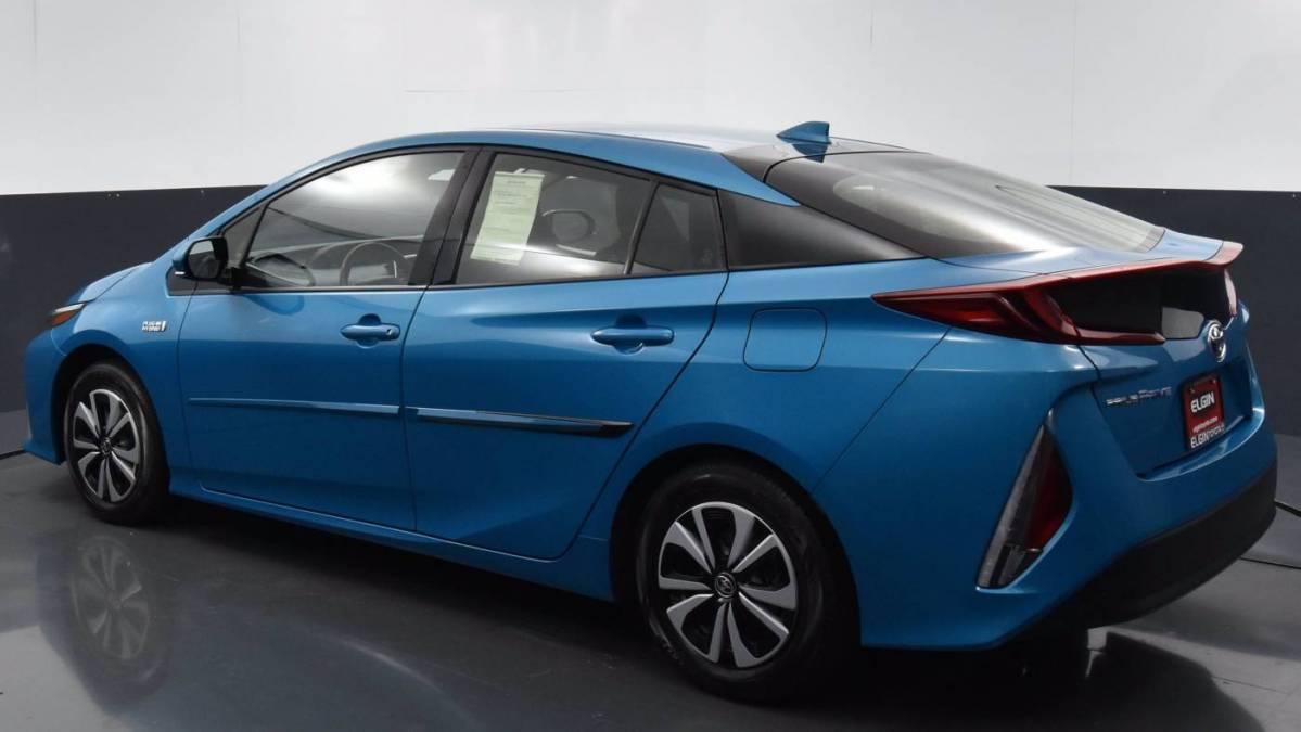 2018 Toyota Prius Prime JTDKARFP2J3083316