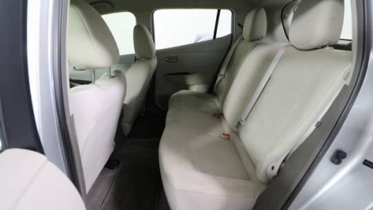 2011 Nissan LEAF JN1AZ0CP1BT007370