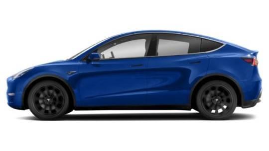 2020 Tesla Model Y 5YJYGDEE6LF034721