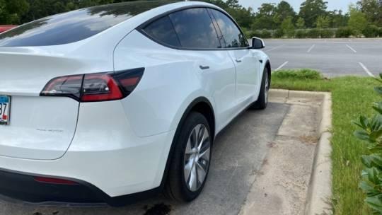 2020 Tesla Model Y 5YJYGDEE7LF047722