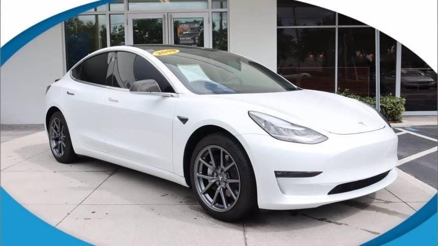 2019 Tesla Model 3 5YJ3E1EB5KF433221
