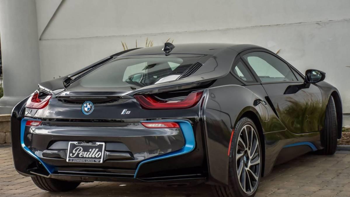 2015 BMW i8 WBY2Z2C53FV392435