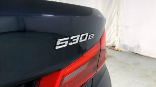 2018 BMW 5 Series WBAJB1C5XJB374453
