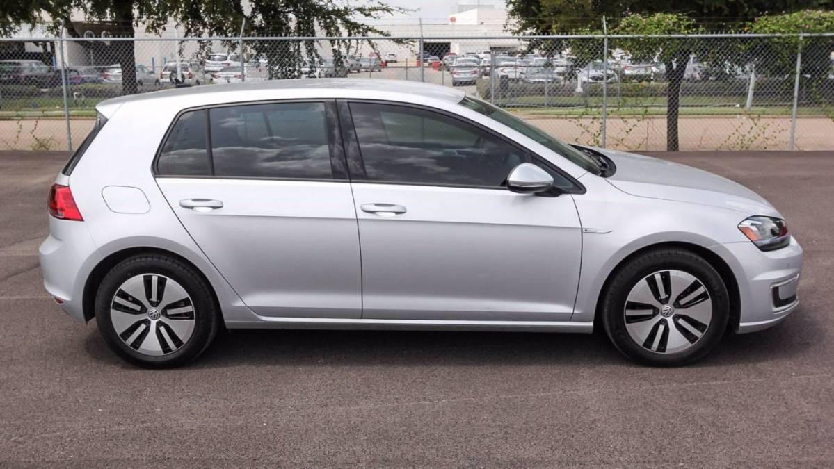 2016 Volkswagen e-Golf WVWPP7AU9GW906322