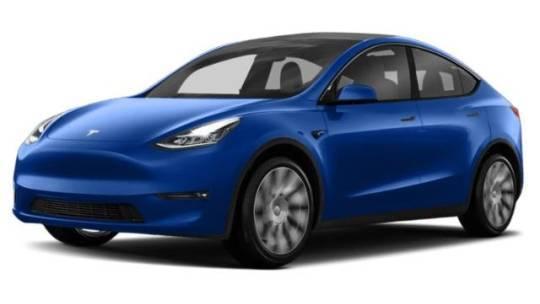 2020 Tesla Model Y 5YJYGDEE2LF050205