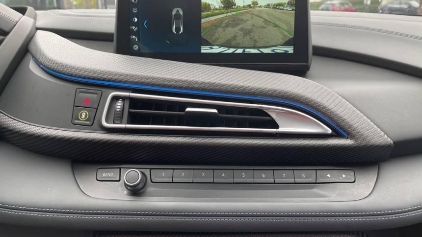 2019 BMW i8 WBY2Z4C51K7D43781