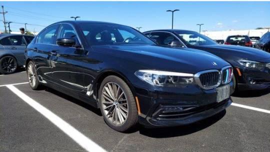 2018 BMW 5 Series WBAJB1C52JB374754