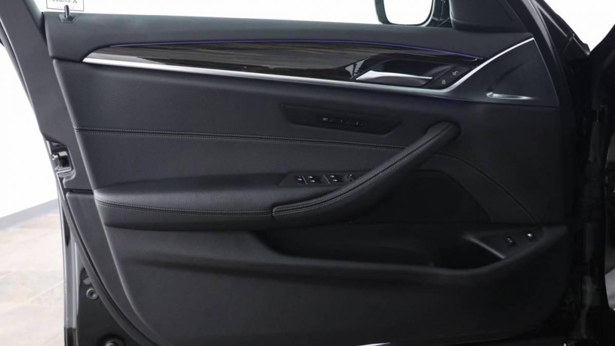 2018 BMW 5 Series WBAJB1C50JB374364