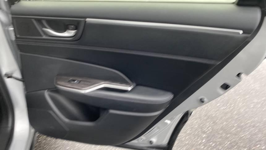2018 Honda Clarity JHMZC5F1XJC007290