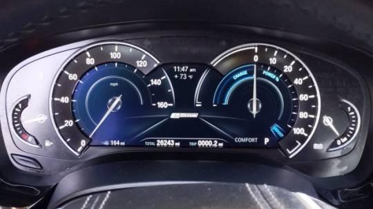 2018 BMW 5 Series WBAJA9C51JB252923
