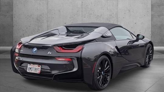 2019 BMW i8 WBY2Z6C59KVB82927