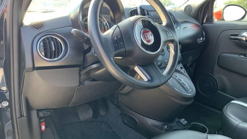 2018 Fiat 500e 3C3CFFGE0JT362516