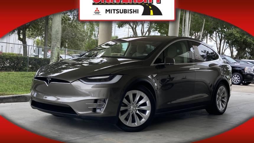 2016 Tesla Model X 5YJXCBE22GF005031