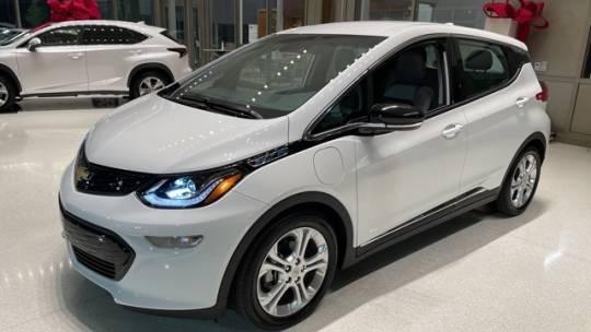 2020 Chevrolet Bolt 1G1FY6S07L4116501