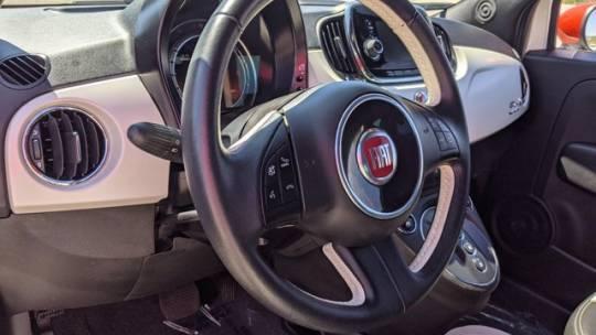 2018 Fiat 500e 3C3CFFGE4JT377441