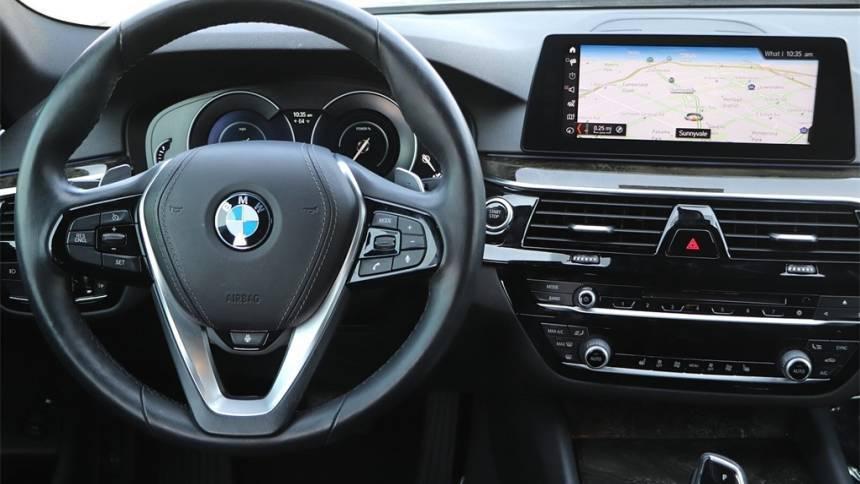2018 BMW 5 Series WBAJA9C54JB034412