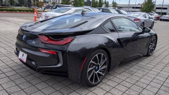 2015 BMW i8 WBY2Z2C57FVX64939