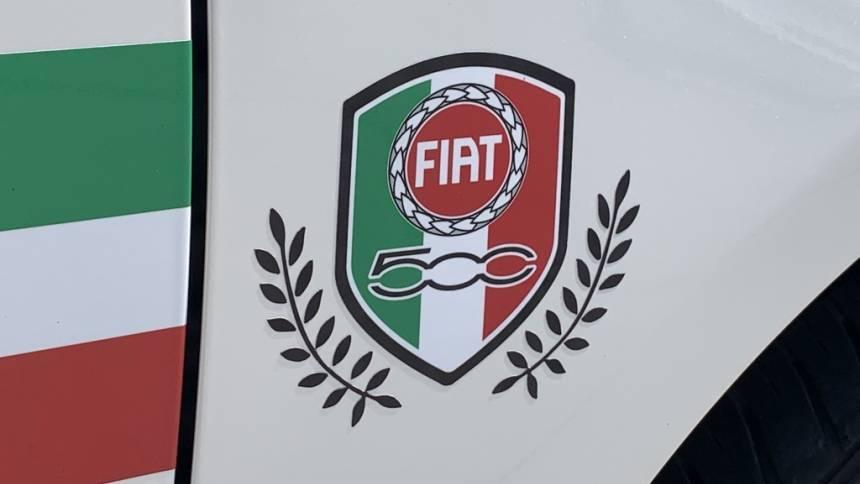2018 Fiat 500e 3C3CFFGEXJT377329
