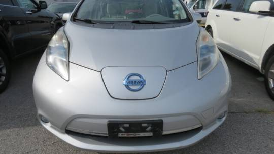 2011 Nissan LEAF JN1AZ0CP8BT003963