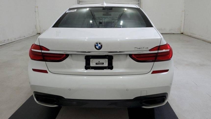 2019 BMW 7 Series WBA7J2C57KB246398