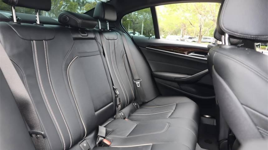 2018 BMW 5 Series WBAJA9C57JB253185