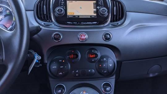 2018 Fiat 500e 3C3CFFGE7JT369320