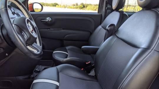 2018 Fiat 500e 3C3CFFGE8JT377474