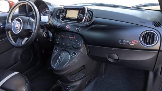 2018 Fiat 500e 3C3CFFGE7JT377482