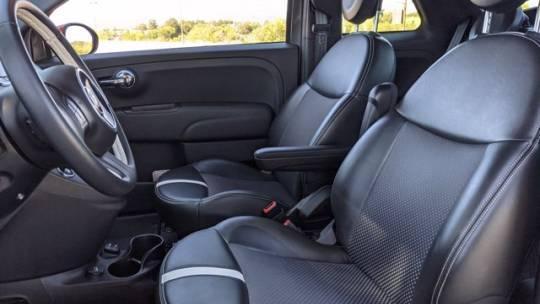 2018 Fiat 500e 3C3CFFGE3JT377477