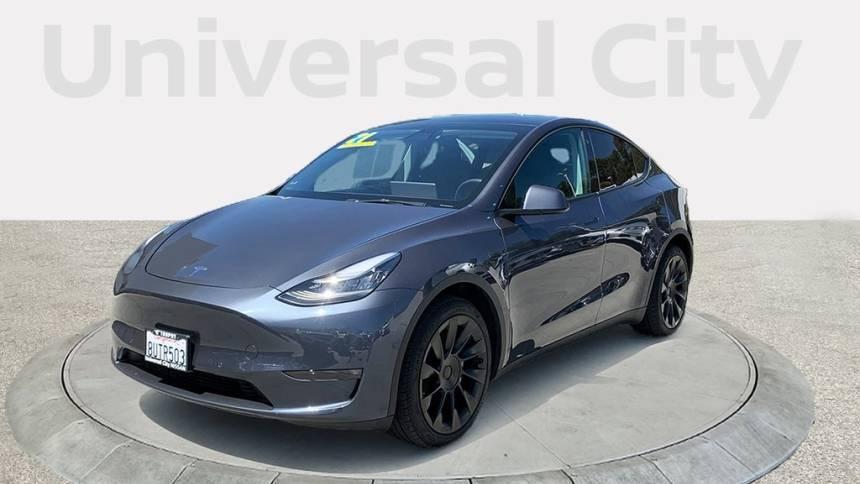 2021 Tesla Model Y 5YJYGDEE7MF111503