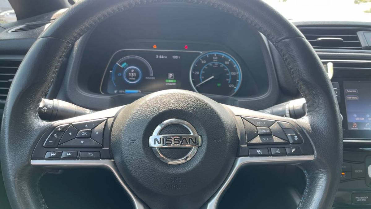 2018 Nissan LEAF 1N4AZ1CP0JC305450
