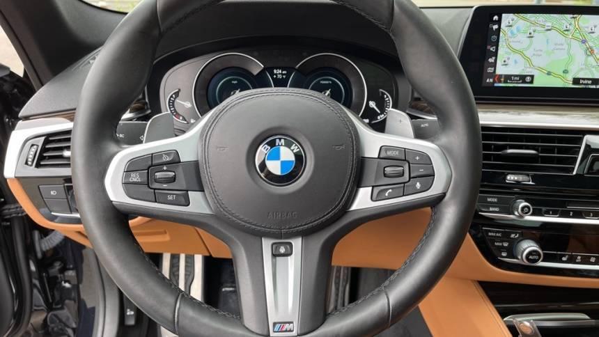 2018 BMW 5 Series WBAJA9C59JB252393