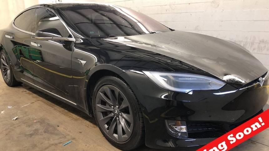 2018 Tesla Model S 5YJSA1E2XJF244411