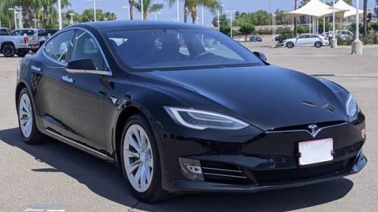 2018 Tesla Model S 5YJSA1E25JF265019