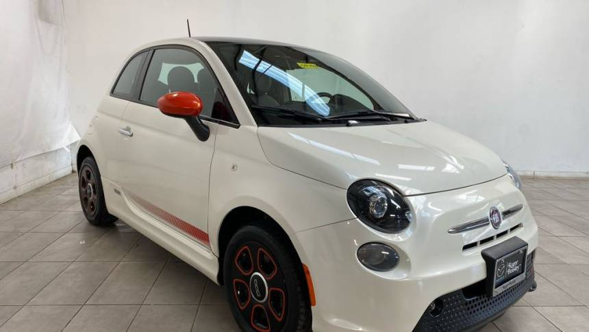 2014 Fiat 500e 3C3CFFGE4ET225648