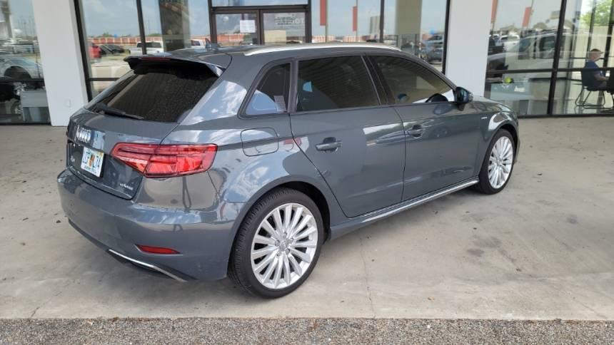 2017 Audi A3 Sportback e-tron WAUUPBFF0HA141688