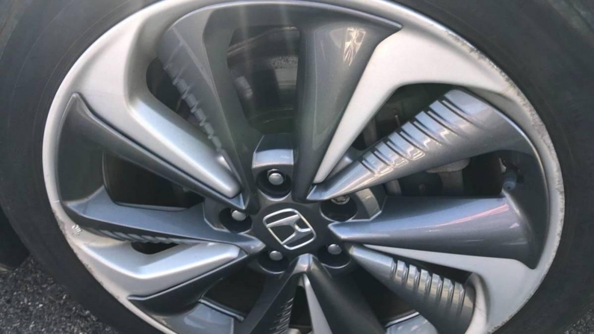 2018 Honda Clarity JHMZC5F35JC016190