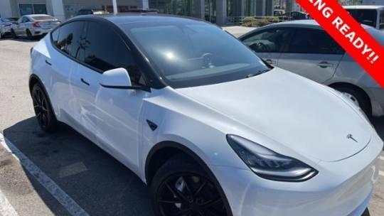 2021 Tesla Model Y 5YJYGDEE8MF161276