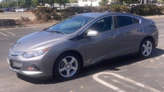 2018 Chevrolet VOLT 1G1RC6S58JU147034