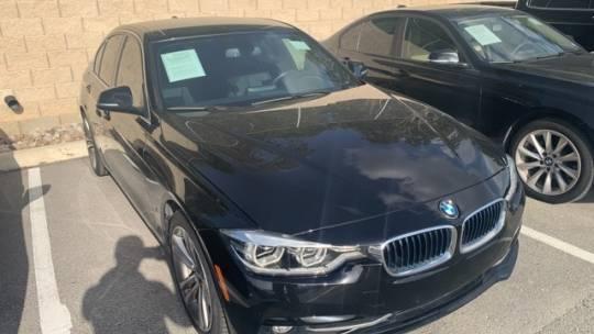 2018 BMW 3 Series WBA8E1C55JA167559