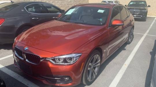 2018 BMW 3 Series WBA8E1C5XJA178069